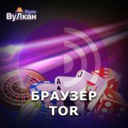 Tor браузер для входа в Вулкан