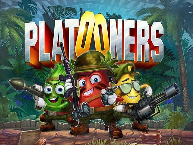 Platooners – игровой автомат от ELK Studios